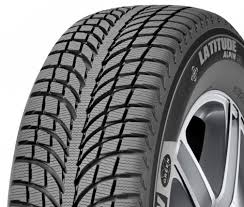 Зимни гуми MICHELIN LATITUDE ALPINL LA2 GRNX