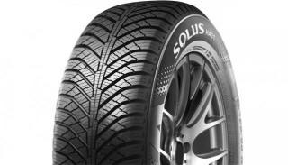 Всесезонни гуми KUMHO SOLUS HA31